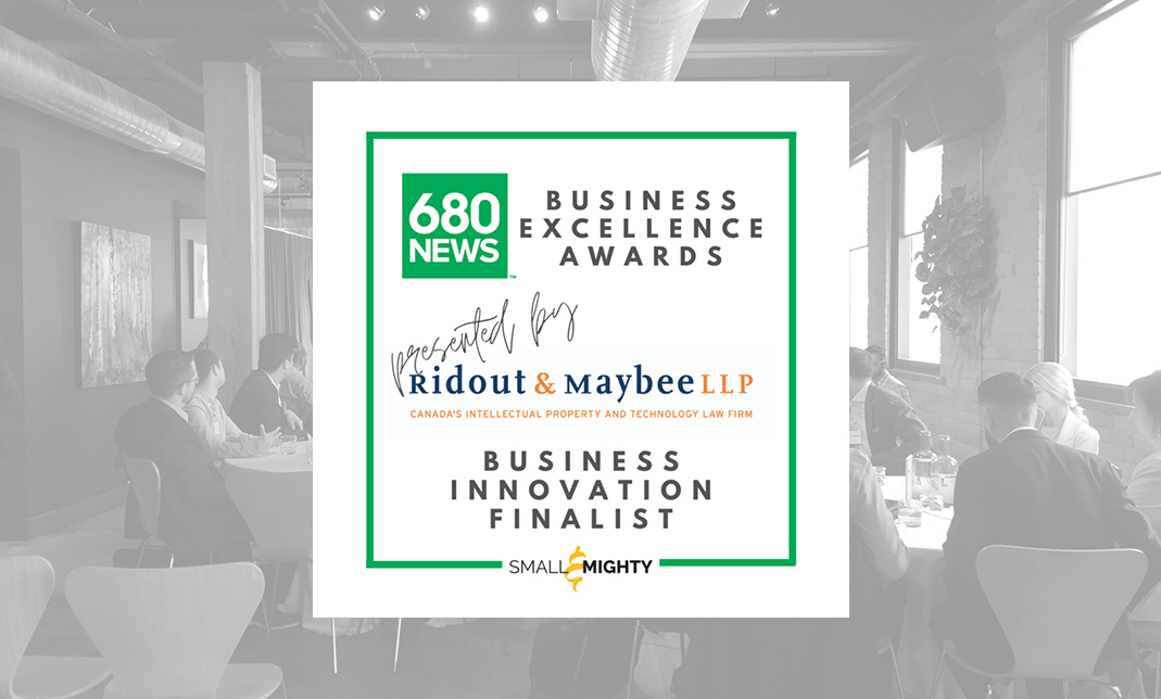 Lactiga named a Finalist in Business Innovation
