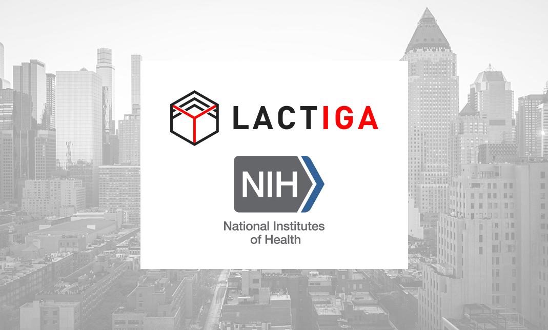 Lactiga Announces NIH-Funded Partnership with Mount Sinai