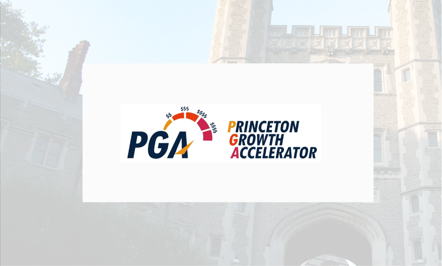 Lactiga accepted to the Princeton Growth Accelerator